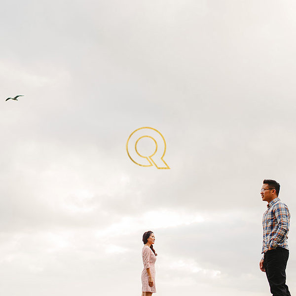 Esther + Jimmy // A Laguna Beach Engagement