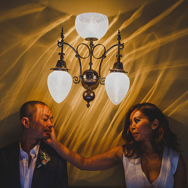 Mary + Miko // Santa Ana Courthouse Wedding