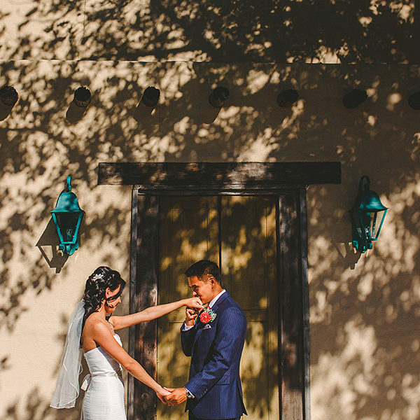 Malia and Brian :: An Orange County Wedding at The Hacienda